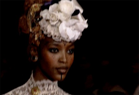 Givenchy by John Galliano Spring-Summer 1997.gif