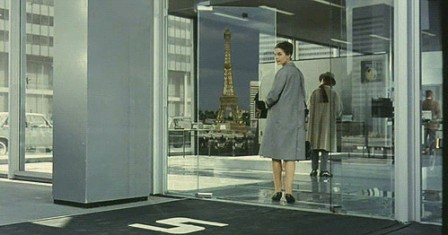 Jacques Tati Playtime 1967 Paris.gif