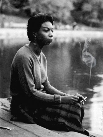 Nina Simone I loves you Porgy.gif