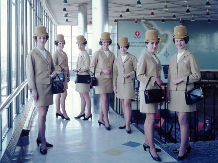 South African airline National Airways Corporation hostesses between 1959 and 1975.jpg