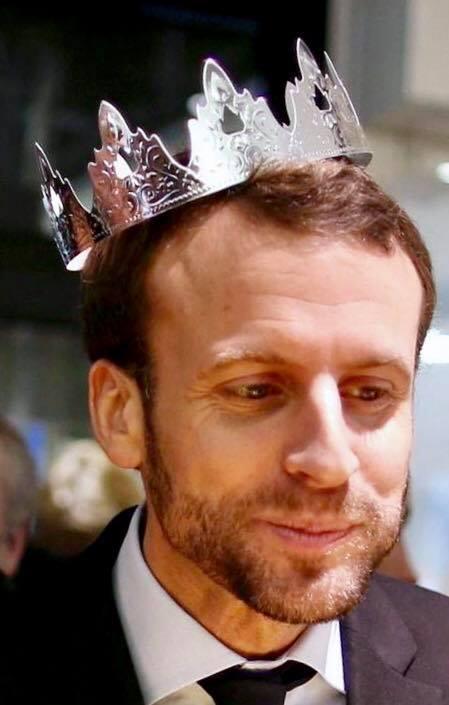 """Résultat de recherche d'images pour """"photos - Macron-roi"""""""