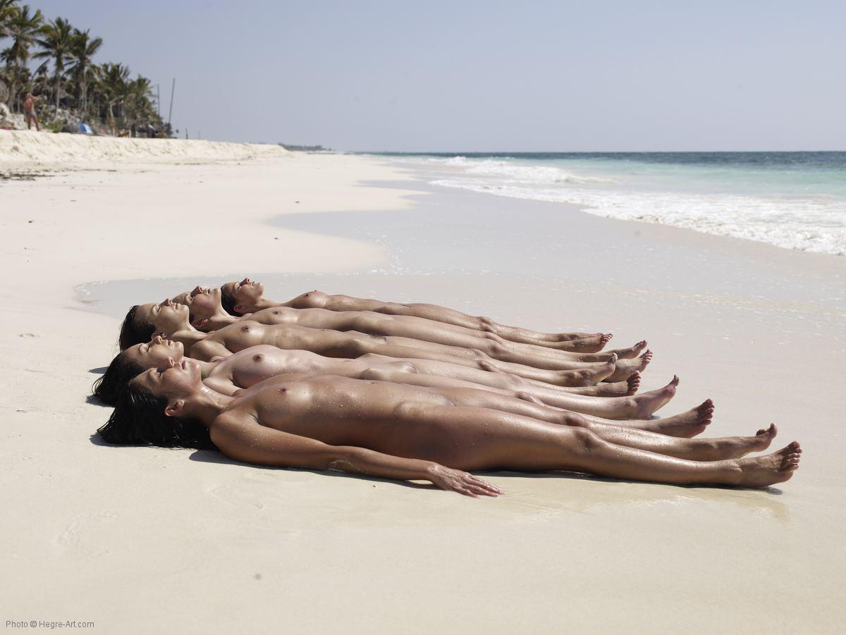 Vacances érotiques sexe sur la plage