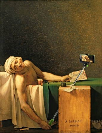 Jacques-Louis David Marat le dernier selfie 1793.jpg, oct. 2019