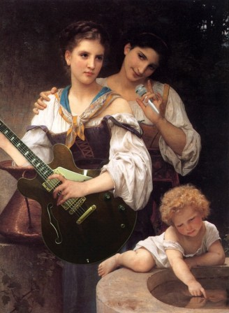William Adolphe Bouguereau le secret des musiciennes.jpg, sept. 2019