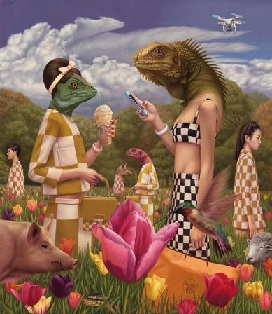 Alex Gross garden party.jpg
