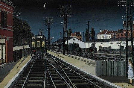 Paul Delvaux train du soir.jpg