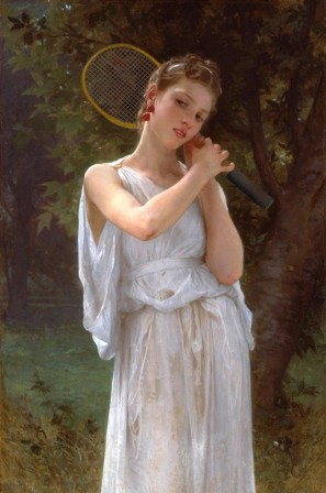 William-Adolphe Bouguereau 1891 la naissance  du Badminton.jpg, nov. 2019