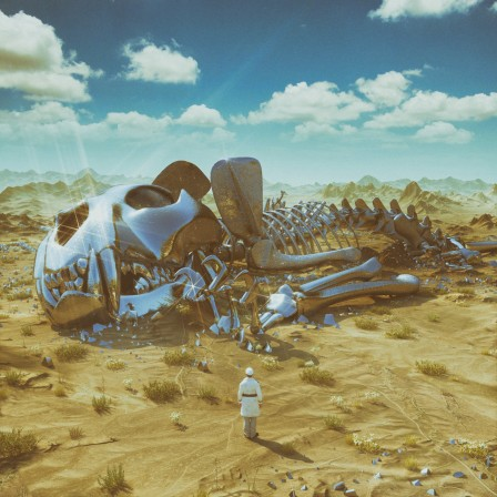 beeple chrome extinction il était grand il était beau il sentait bon le sable chaud.jpg