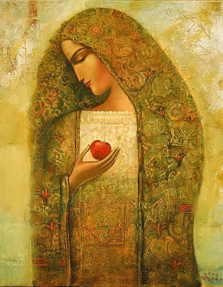 Valeri Tsenov-Валери Ценов-保加利亞出生藝術家,創意和創新的藝術思維,完美,和諧與美的永恆(第三輯): - milk  - ☆ Milk ☆ 平平。淡淡。也是真。