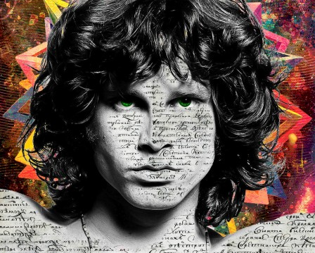 Alain Francoeur Jim Morrison The Doors Been Down So Long.jpg