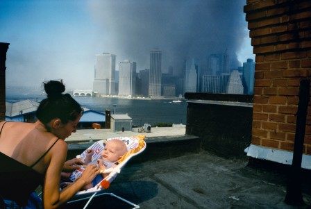 Alex Webb world trade center 11 septembre 2001 il est né le divin enfant.jpg