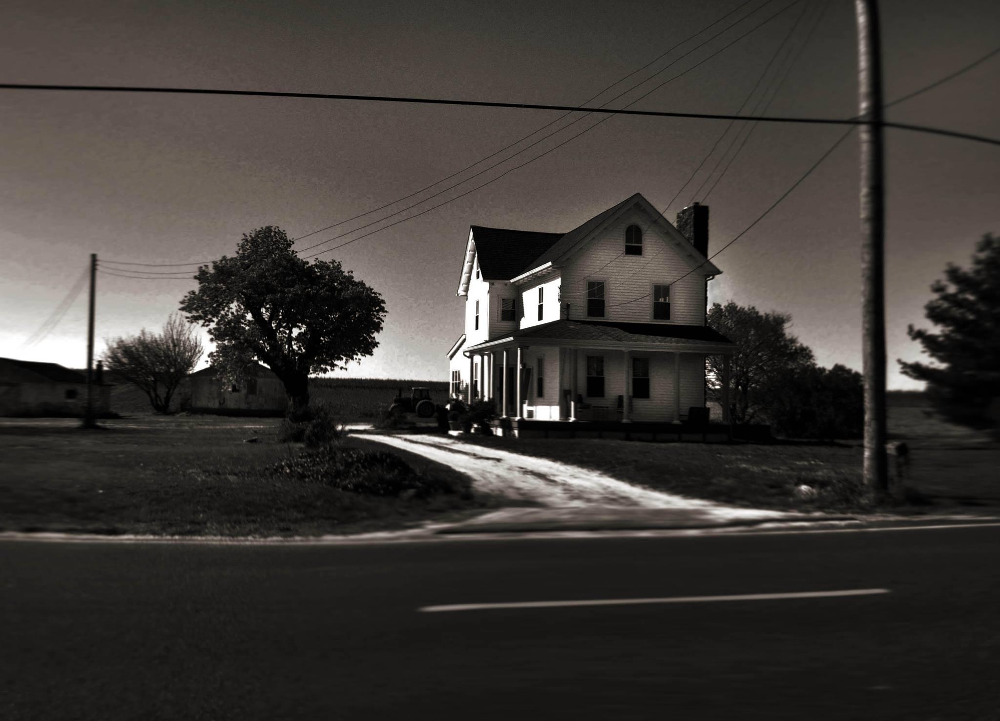 Bretzel liquide humour noir et photos tranges page 34 - Edward hopper maison ...